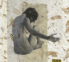 Closed Open Nude by Elena Ray