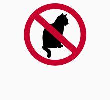 No cats Unisex T-Shirt