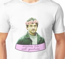 Somebody Help Will Graham Unisex T-Shirt
