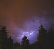 Lightning by northernbillsfan