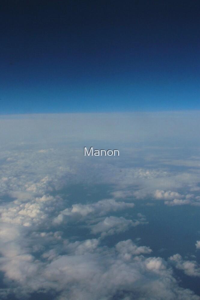 Entre ciel et terre by Manon