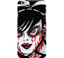 Brittany Blood iPhone Case/Skin