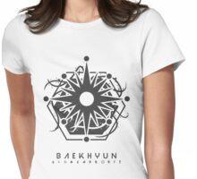 EXO - BAEKHYUN Womens Fitted T-Shirt