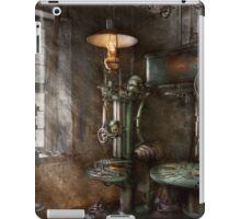 Machinist - Where inventions are born iPad Case/Skin