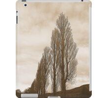 Sepia Trees iPad Case/Skin