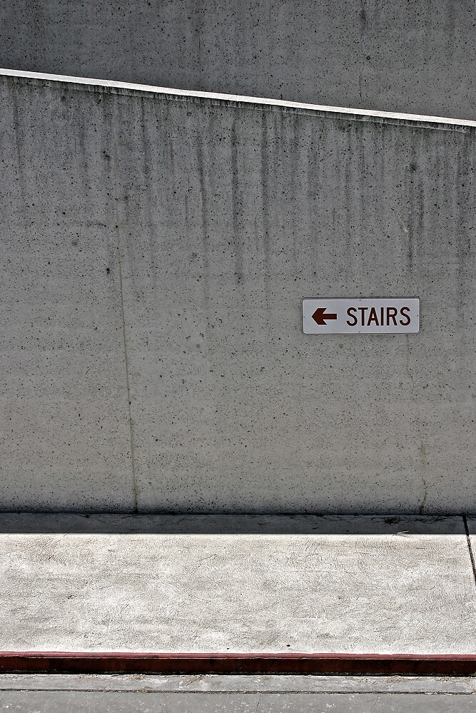 Stairs by Enrico Bettesworth