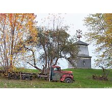Country Autumn Photographic Print