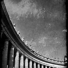 Bernini's Piazza by liquidluma