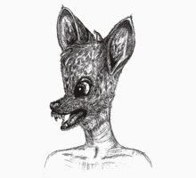 Bambi Vampire by KukiWho