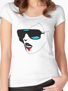 I killed the War Women's Fitted Scoop T-Shirt