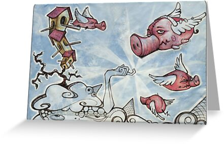 when pigs fly... by phresha
