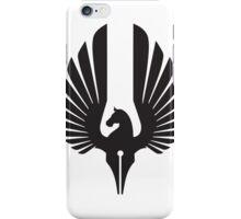 Darkhorse Solo Logo Black iPhone Case/Skin