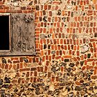 Another brick in the wall (. . .and a window) by SweetLemon