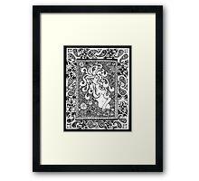 Venetian Glass Framed Print