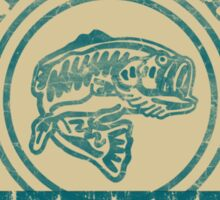 RHODE ISLAND FISH FRY Sticker