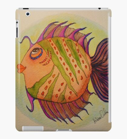 Mrs. Potter iPad Case/Skin