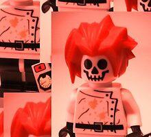 Professor Boom Custom Minifigure  by Customize My Minifig