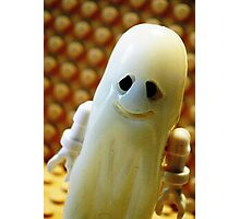 Ghost and Skeleton Minifig Photographic Print