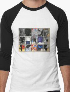Brick Parts Tray Men's Baseball ¾ T-Shirt