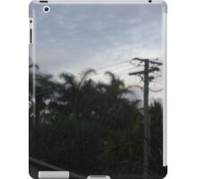 David Lynch has left the building by Axinite iPad Case/Skin