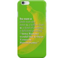 Time to learn you ABC's, or at least your B's  iPhone Case/Skin