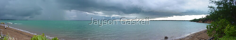 Fannie Bay at Darwin by Jayson Gaskell