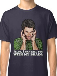 Shawn must use this power for good... Classic T-Shirt