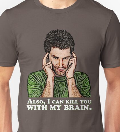 Shawn must use this power for good... Unisex T-Shirt