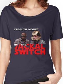 Hit the jackal switch! Women's Relaxed Fit T-Shirt