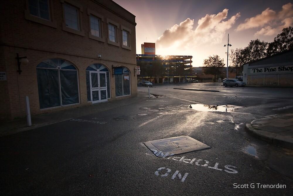 Queensgate Dawn by Scott G Trenorden