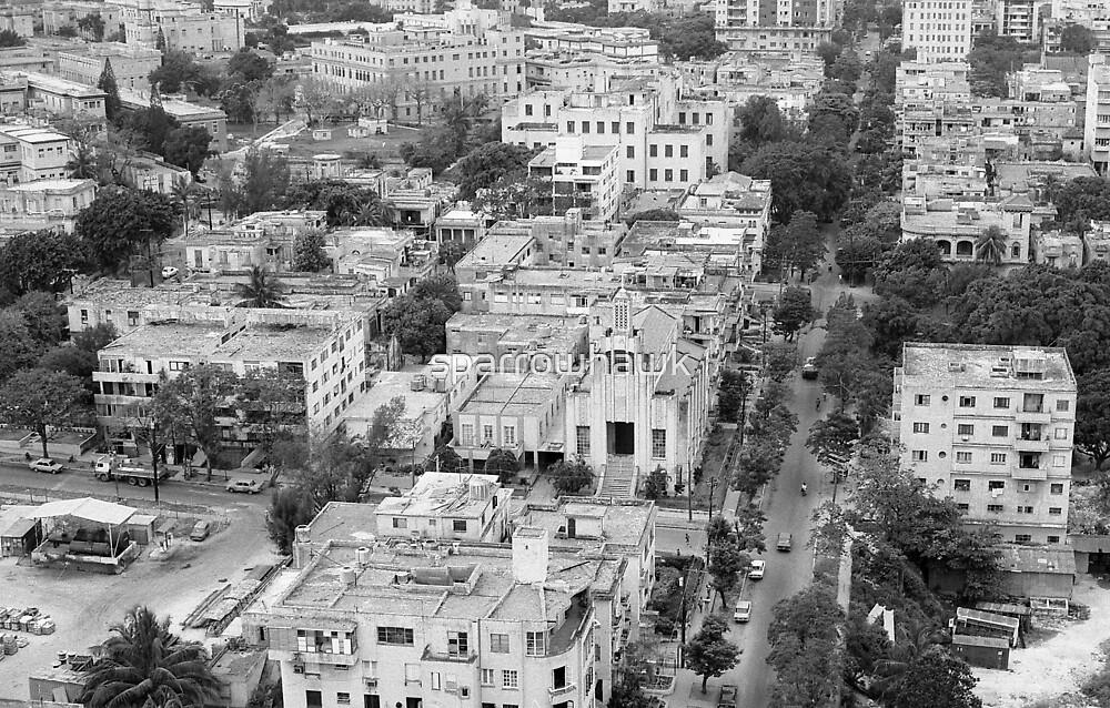 Havana Cuba Series - City by sparrowhawk