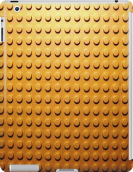 Tan Baseplate by Customize My Minifig