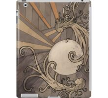 Pearl of the sea iPad Case/Skin