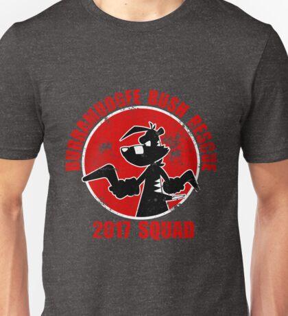 Bush Rescue 2017 Red Squad Unisex T-Shirt