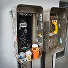 Private Public Telephone by KukiWho