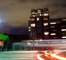 Silo apartments Newtown, Sydney by Cheryl Morrice