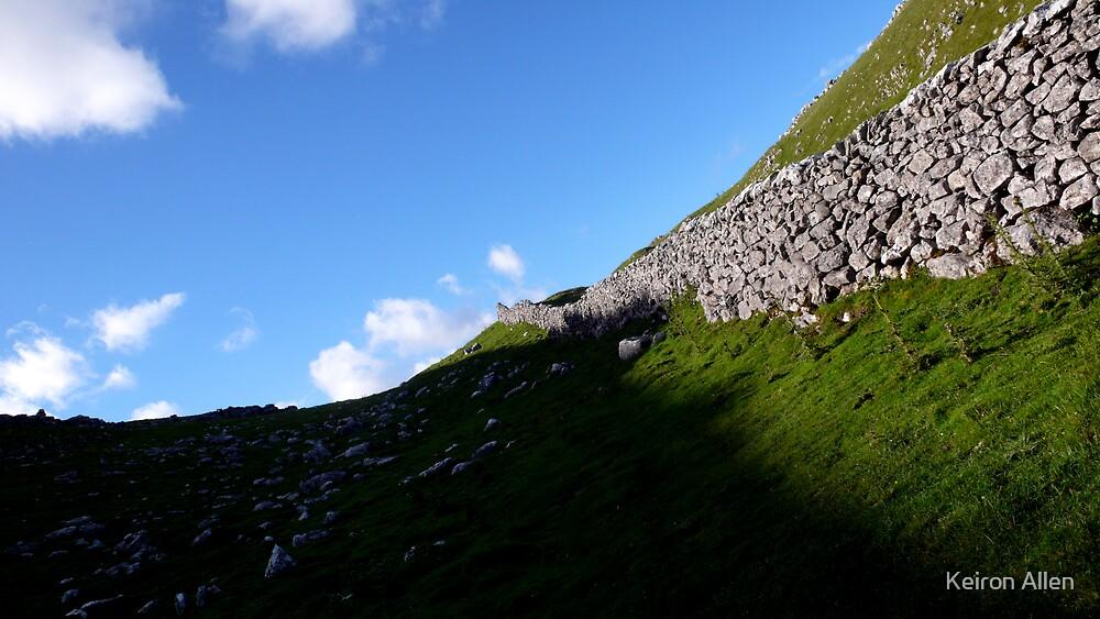 Yorkshire Dales - Hawkswick Clowder by Keiron Allen