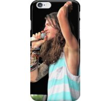 Derek Sanders of Mayday Parade iPhone Case/Skin