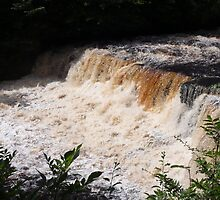 Aysgarth Middle Falls - Yorkshire Dales by Keiron Allen