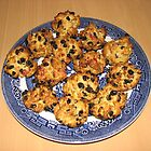 Oven Fresh Rock Cakes by BlueMidnight