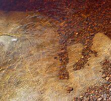 Iron Stones II - Aysgarth Falls by Keiron Allen