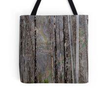 Lightening's Fingerprint Tote Bag