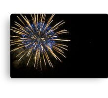 Baby, You're A Firework Canvas Print