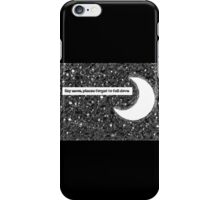northern downpour inspired artwork iPhone Case/Skin
