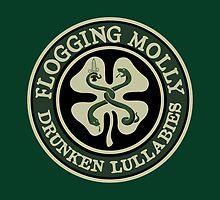 Flogging Molly Drunken Lullabies by Ryuzo71