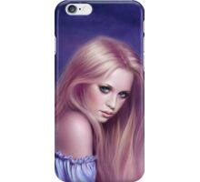 Seraphina Guardian Angel iPhone Case/Skin