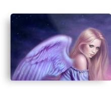 Seraphina Guardian Angel Metal Print