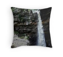 Hardraw Force II - Yorkshire Dales Throw Pillow
