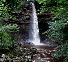 Hardraw Force III - Yorkshire Dales by Keiron Allen