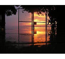 Sea Gate  Photographic Print